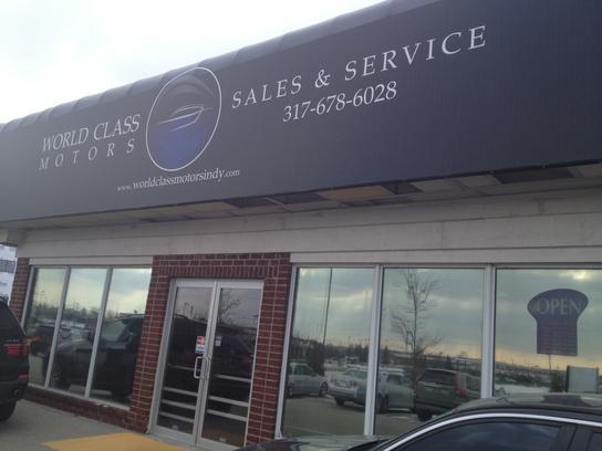 World Class Motors >> World Class Motors Car Dealership In Noblesville In 46060 Kelley