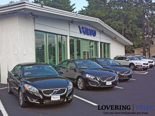 Lovering Volvo Cars Concord and Lovering Mitsubishi