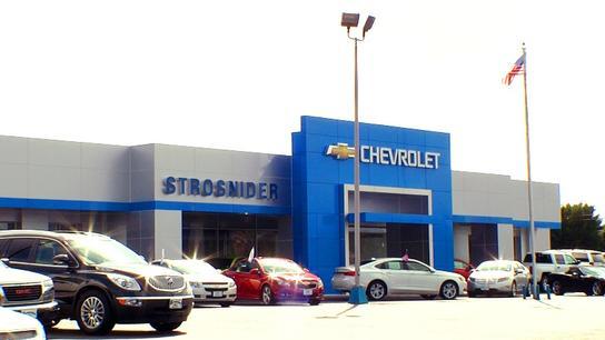 Strosnider Chevrolet Car Dealership In Hopewell Va 23875 7336 Kelley Blue Book