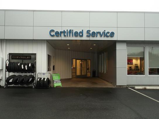 Grey Chevrolet Car Dealership In Port Orchard, WA 98367 | Kelley Blue Book