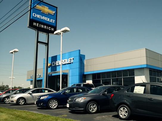 Car Dealership Ratings And Reviews Heinrich Chevrolet In