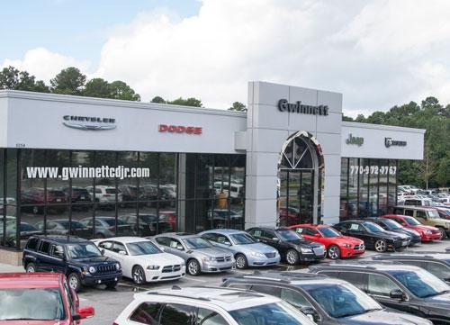 High Quality Gwinnett Chrysler Dodge Jeep Ram