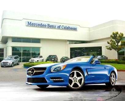 Mercedes Benz Of Calabasas Car Dealership In Calabasas, CA 91302 | Kelley  Blue Book