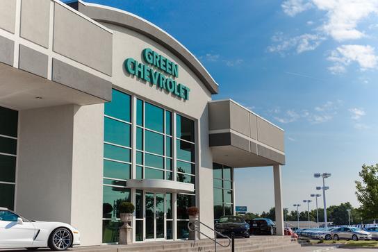 Green Chevrolet 1 Green Chevrolet 2 ...