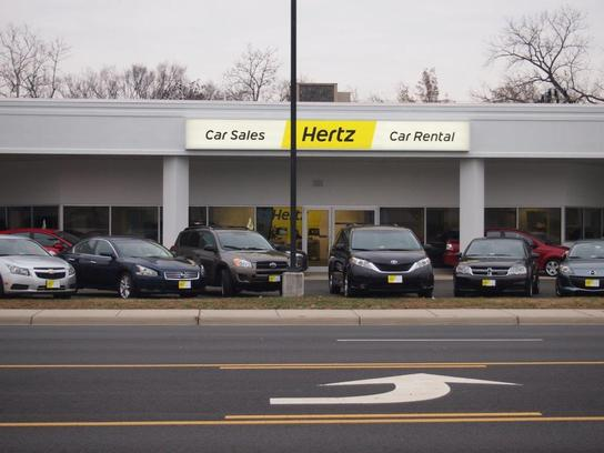 hertz car sales leesburg car dealership in leesburg va 20175 kelley blue book. Black Bedroom Furniture Sets. Home Design Ideas