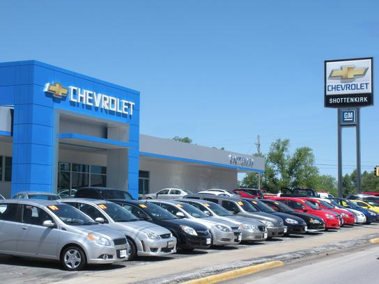 Shottenkirk Chevrolet Car Dealership In Quincy Il 62301 Kelley