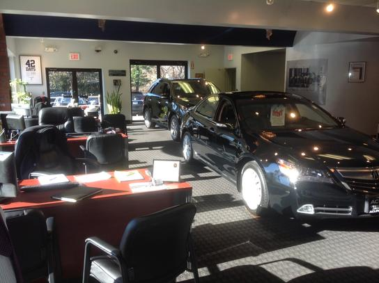 Acura Of Westchester Car Dealership In Larchmont Ny 10538 Kelley