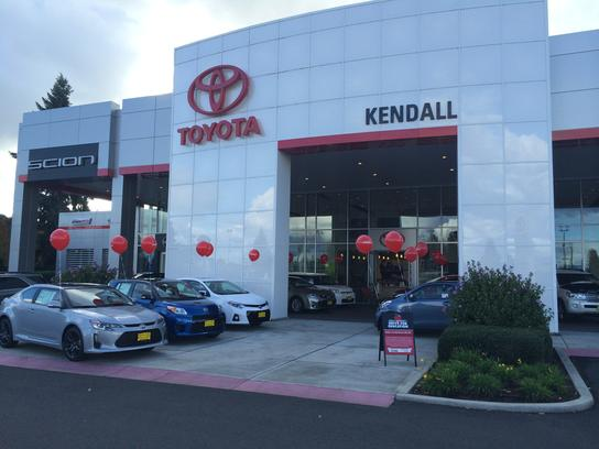 Kendall Toyota Eugene >> Kendall Toyota of Eugene car dealership in EUGENE, OR ...