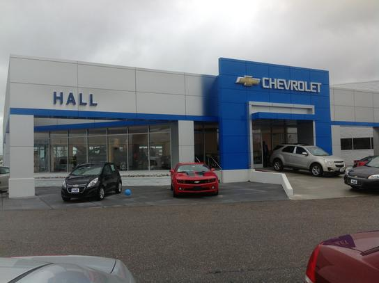 Hall Chevrolet Chesapeake 2