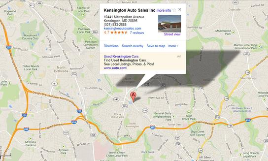 Kensington Auto Sales Inc 2