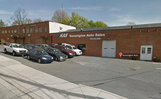 Kensington Auto Sales Inc