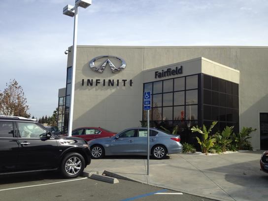 INFINITI Volkswagen of Fairfield 1