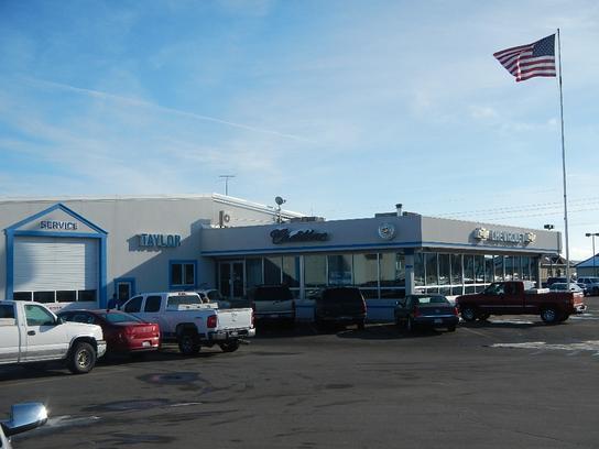 Taylor Chevrolet Co. car dealership in Rexburg, ID 83440-0070 ...