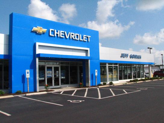 Car Dealership Specials At Jeff Gordon Chevrolet In