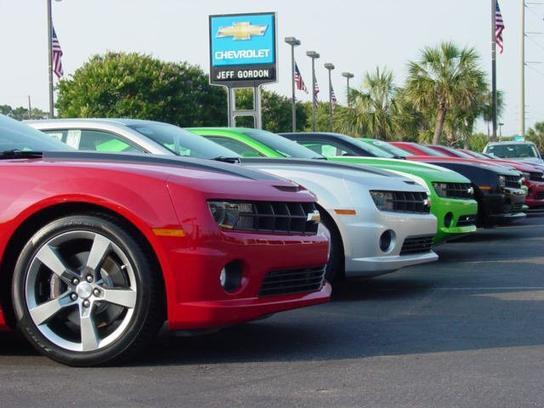 Jeff Gordon Chevrolet Car Dealership In Wilmington Nc 28403