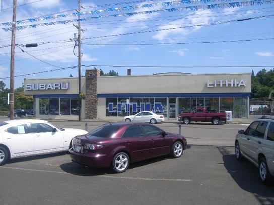 Lithia Subaru of Oregon City 1