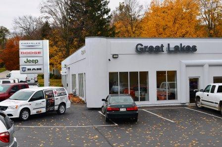 Great Lakes Chrysler Dodge Jeep Ram