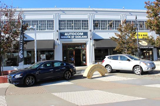AUTOCOM NISSAN OF OAKLAND