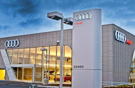 Audi Pacific Car Dealership In TORRANCE CA Kelley Blue - Pacific audi