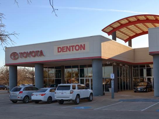 Car Dealership Ratings And Reviews Toyota Of Denton In Denton Tx