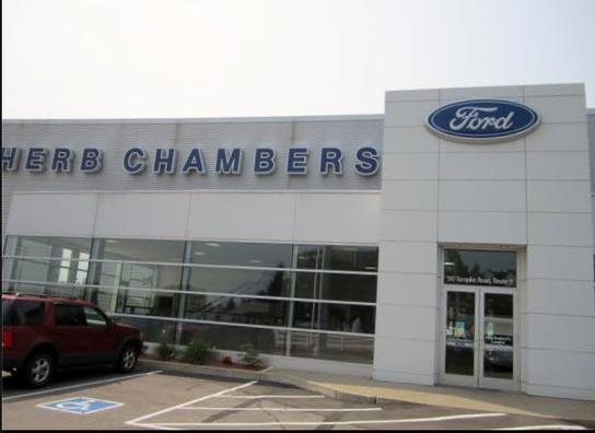 Herb Chambers Ford of Westborough 1