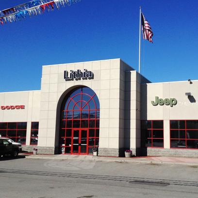 Lithia Chrysler Jeep Dodge >> Lithia Chrysler Jeep Dodge Ram Of Anchorage Car Dealership