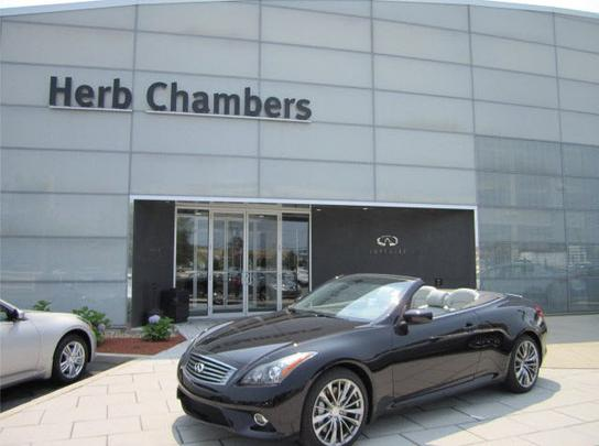 Herb Chambers INFINITI of Westborough 1