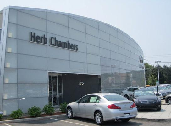Herb Chambers INFINITI of Westborough 2