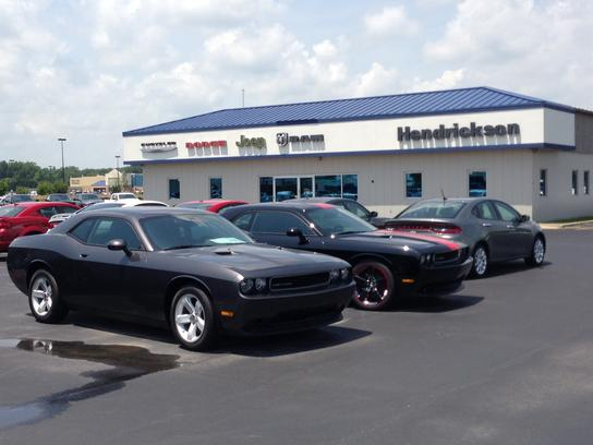 Hendrickson Chrysler Dodge Jeep