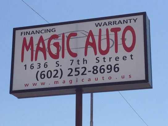 Magic Auto Sales 1