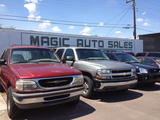 Magic Auto Sales 3