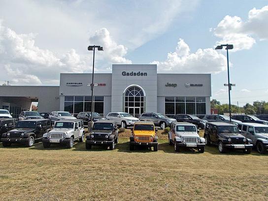 Team One Chrysler Dodge Jeep RAM of Gadsden car dealership in ...
