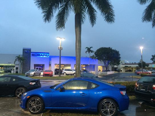 Subaru Of Pembroke Pines 1