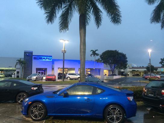 Subaru Of Pembroke Pines >> Subaru Of Pembroke Pines Car Dealership In Pembroke Pines