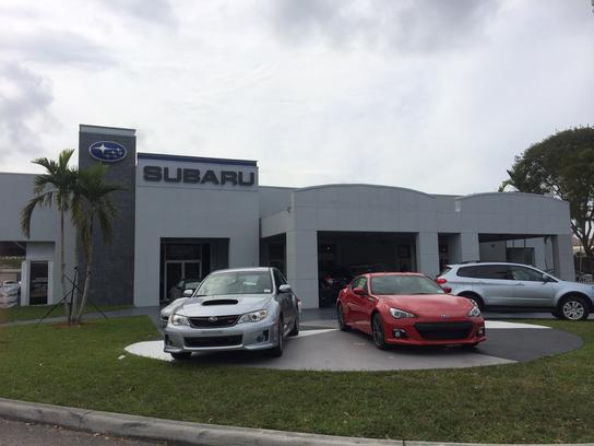Subaru Of Pembroke Pines >> Subaru Of Pembroke Pines Car Dealership In Pembroke Pines Fl 33027