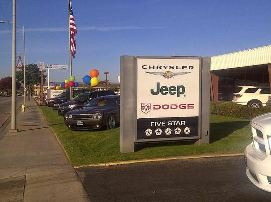 Santa Maria Chrysler Jeep Dodge Ram