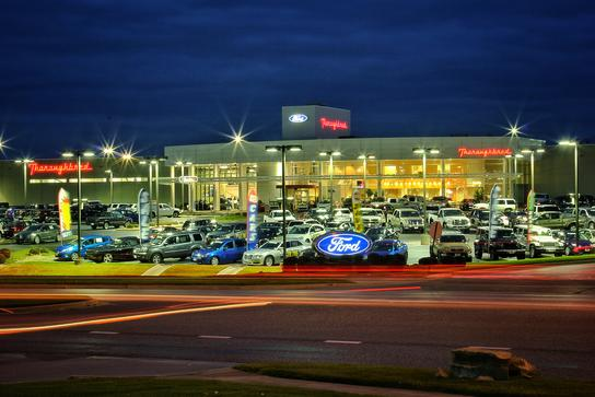 Ford Dealers Kansas City >> Thoroughbred Ford Car Dealership In Kansas City Mo 64154