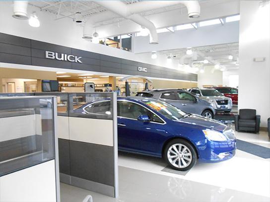 Jerry Seiner South Jordan Buick GMC car dealership in