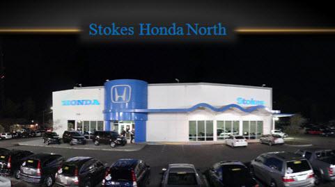 Stokes Honda North Car Dealership In Charleston, SC 29406 | Kelley Blue Book
