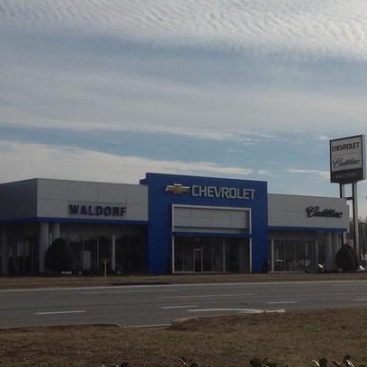 Waldorf Chevrolet Cadillac car dealership in WALDORF, MD ...