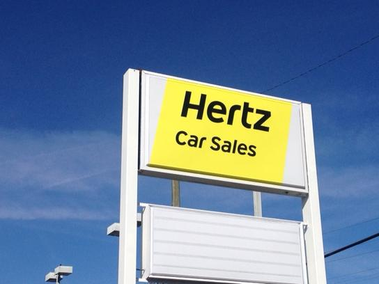 Hertz Car Sales Rivergate 1