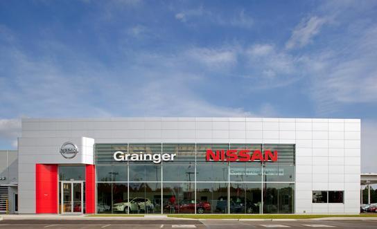 Grainger Nissan Car Dealership In Garden City Ga 31408 Kelley