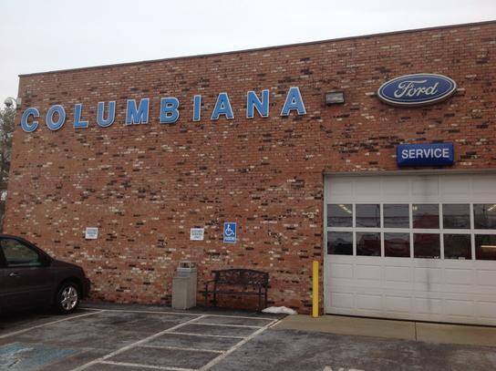 Columbiana Ford
