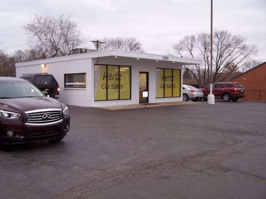 Hertz Car S St Louis Dealership In Florissant Mo 63031 Kelley Blue Book