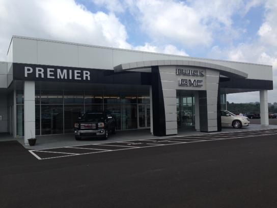 Premier Chevrolet Buick GMC car dealership in MORGANTOWN ...