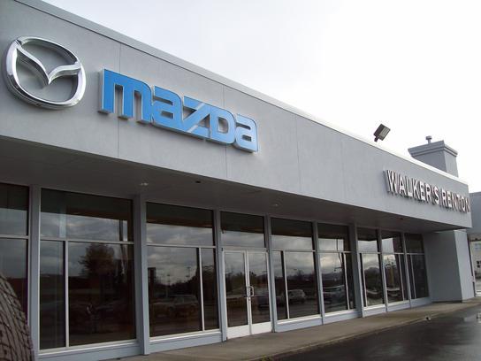 Walker's Renton Mazda car dealership in Renton, WA 98057-3203 ...