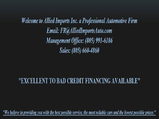 Allied Imports Inc.