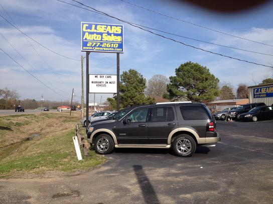CJ Sears Auto Sales 3