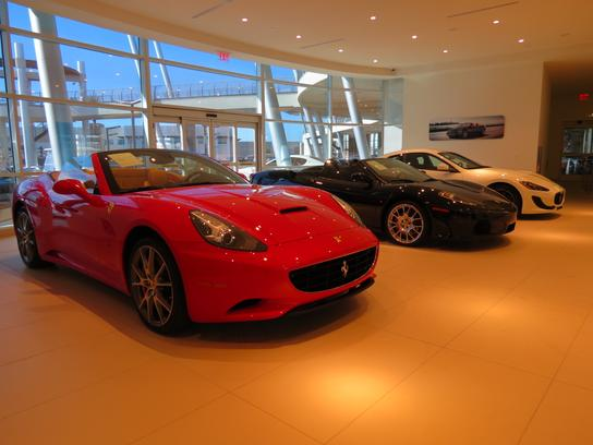 Scottsdale Ferrari Maserati Car Dealership In Scottsdale Az 85054 Kelley Blue Book