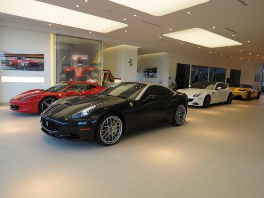 Scottsdale Ferrari Maserati Car Dealership In Scottsdale Az 85054 Kelley Blue Book